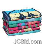 JCBid.com online auction Beach-towel-assorted-colors-30x60-drybranch-model-dbbt3060