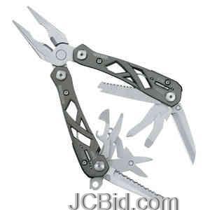 JCBid.com Multi-Plier-Suspension-Nylon-Sheath-GERBER-Model-22-01471