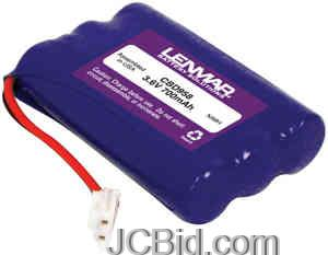 JCBid.com LENMAR-CBD958-GE-TL26158TL96158-REPLACEMENT-BATTERY