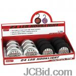 JCBid.com online auction 12pk-24-led-hook-light