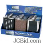JCBid.com online auction 12pc-counter-top-flsk-ex-asso