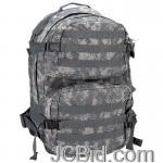 JCBid.com online auction Digital-camo-army-backpack