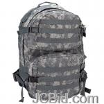 JCBid.com online auction Digital-camo-army-backpack