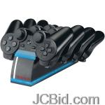 JCBid.com online auction Dreamgear-dgps3-1339-playstation-3-quad-charging-dock