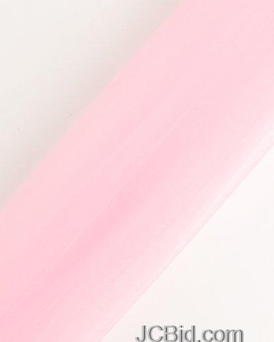 JCBid.com 54-Inch-W-Tulle-fabric-40-Yards-Wedding-Craft-Net-Pink-Color