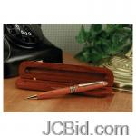 JCBid.com online auction Pen-in-wood-gift-box