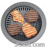 JCBid.com online auction Stove-top-indoor-bbq-grill