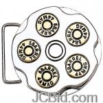 JCBid.com online auction Revolver-belt-buckle