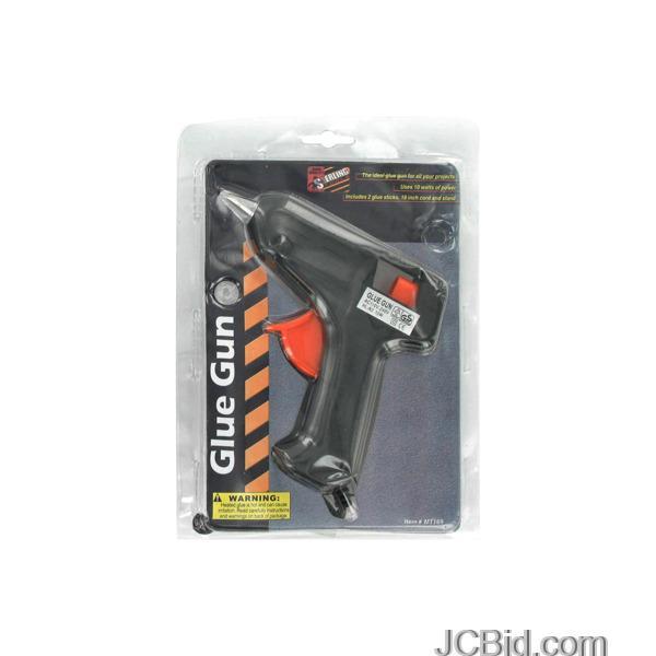 JCBid.com Trigger-Action-Hot-Glue-Gun-Set-display-Case-of-72-pieces