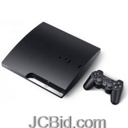 JCBid.com Sony-PlayStation-3-250GB-Slim-Console