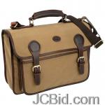 JCBid.com BARON-CANVAS-BRIEF-CASE-II