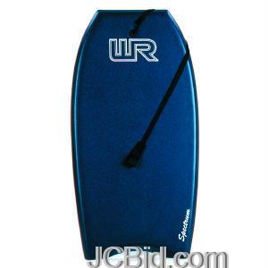 JCBid.com Wave-Rebel-Spectrum-425-in-Crescent-Tail-Slick-Leash-
