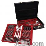 JCBid.com online auction 72-pc-flatware-hostess-set