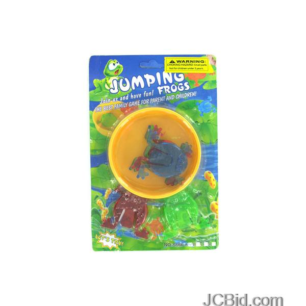 JCBid.com Leap-Frog-Jumping-Game-display-Case-of-96-pieces