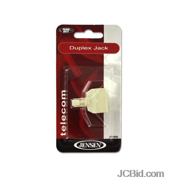 JCBid.com Jensen-duplex-jack-display-Case-of-180-pieces