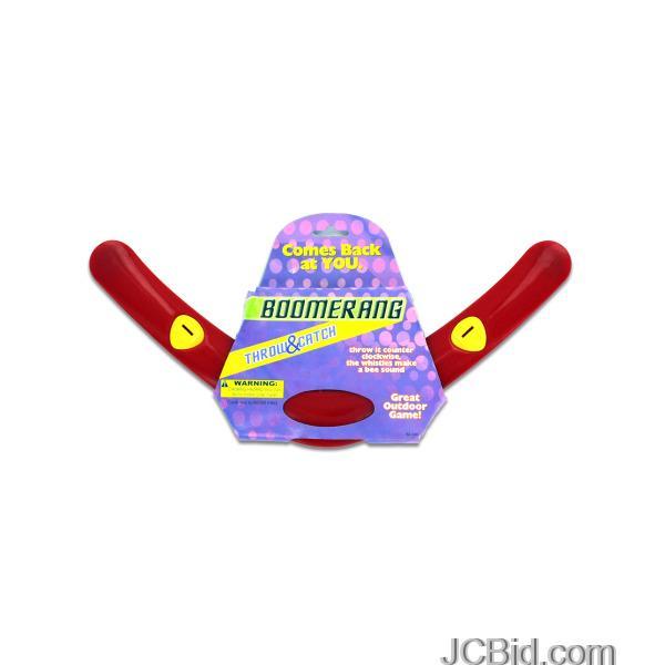 JCBid.com Throw-amp-Catch-Boomerang-display-Case-of-60-pieces