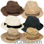JCBid.com online auction Assort-mens-straw-hats