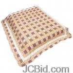 JCBid.com online auction Country-patchwork-quilt