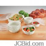 JCBid.com online auction 18pc-microwave-cookware-set