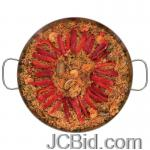 JCBid.com online auction 3-ply-14-inch-4-in-1-fry-pan