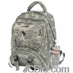 JCBid.com online auction Digital-camo-backpack