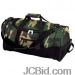 JCBid.com online auction Camo-23-600d-duffle-bag