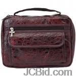 JCBid.com online auction Burgundy-leather-bible-cover