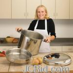 JCBid.com online auction 30qt-stock-pot