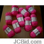 JCBid.com online auction Hand-knitting-crochet-yarn-50g-each-just-15-each-ball-rose