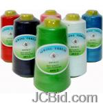 JCBid.com online auction Sewing-thread-cones-2734-yards-in-each