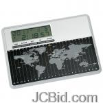 JCBid.com online auction World-clock-calander