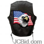 JCBid.com online auction Mens-eagle-side-lace-vest-l