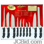 JCBid.com online auction 10pc-maxam-cutlery-set