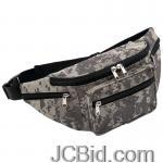 JCBid.com online auction Dig-camo-water-rep-waist-bag