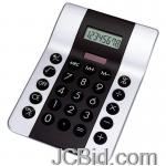 JCBid.com online auction Silverblk-calculator