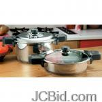 JCBid.com online auction 95-5qt-pressure-cooker-12el