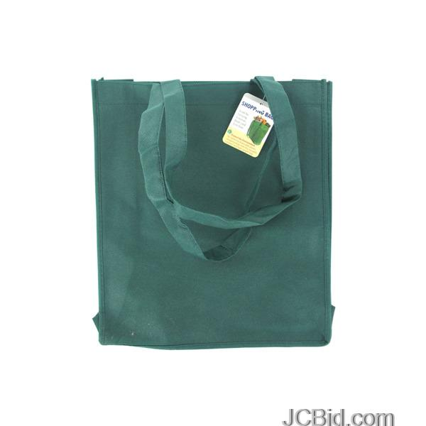 JCBid.com Green-Shopping-Bag-display-Case-of-96-pieces