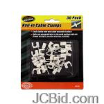 JCBid.com Nail-in-Cable-Clamps-display-Case-of-108-pieces