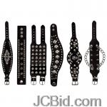 JCBid.com online auction 6pc-set-assorted-bracelets