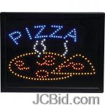 JCBid.com PIZZA-PROGRAMMED-LED-SIGN