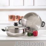 JCBid.com online auction Ss-oversized-skillet-12-elem