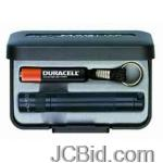 JCBid.com Solitaire-Flashlight-Black-Presentation-Box-MagLite-Model-K3A012