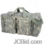 JCBid.com online auction Digital-camo-hvy-duty-tote-bag