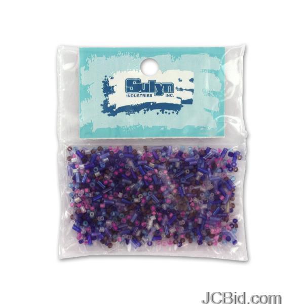 JCBid.com Multi-Color-E-Bead-Mix-display-Case-of-180-pieces
