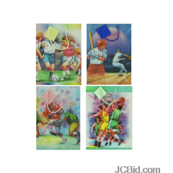 JCBid.com XXL-Sports-Gift-Bag-display-Case-of-204-pieces