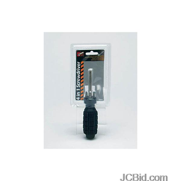 JCBid.com 4-In-1-Screwdriver-Set-display-Case-of-72-pieces