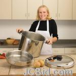 JCBid.com online auction 30qt-stock-pot