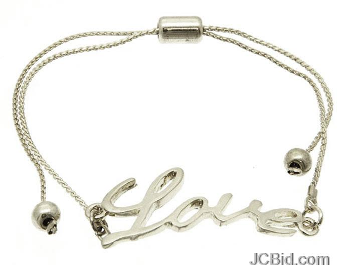 JCBid.com Love-bracelet-Silver-or-Golden