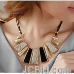 JCBid.com Choker-Necklace-on-Cord