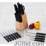 JCBid.com online auction 24pc-cutlery-set